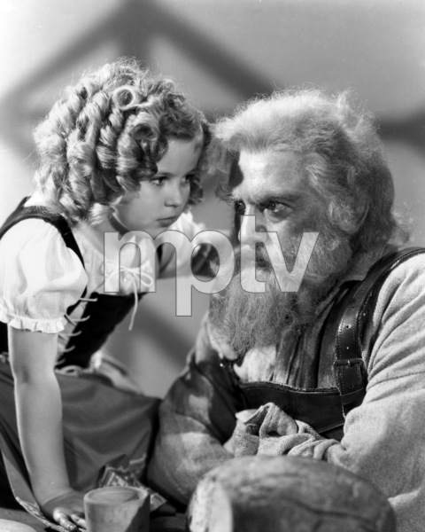 """Heidi""Shirley Temple & Jean Hersholt1937 20th Century Fox**I.V. - Image 21800_0010"