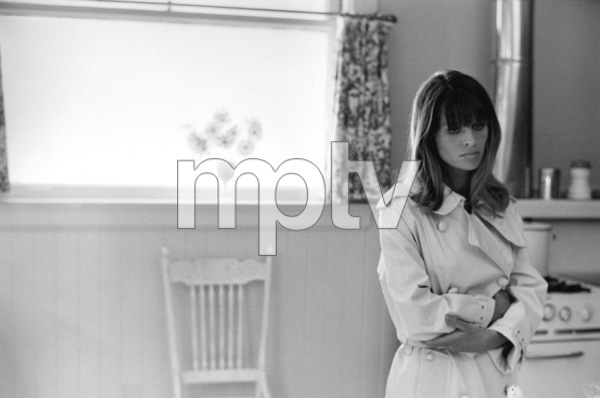 """Julie Christie On Location filming """"Petulia""""1967 © 1978 Bob Willoughby - Image 2191_0100"""