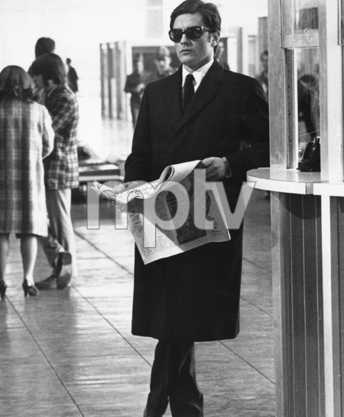 """The Sicilian Clan""Alain Delon1969** I.V. - Image 21921_0001"