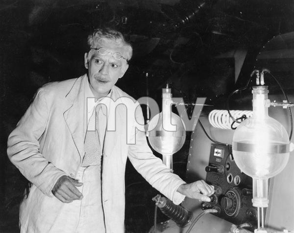 BOOGIE MAN WILL GET YOU, COLUMBIA 1942, BORIS KARLOFF, IV - Image 22058_0001