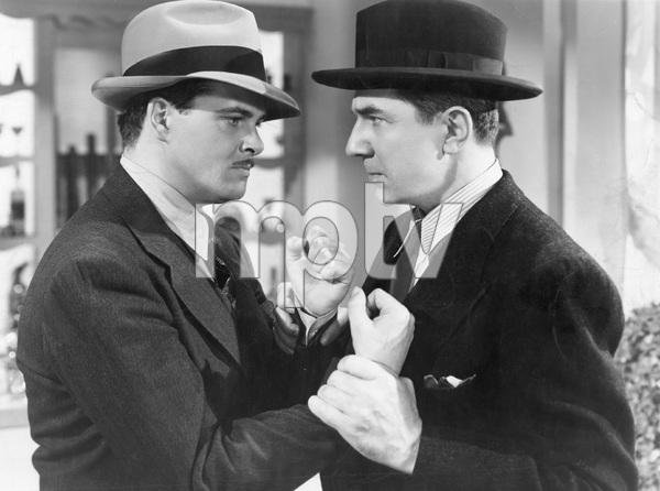 BLACK FRIDAY, UNIVERSAL, 1940, Bela Lugosi, Boris Karloff, IV - Image 22059_0001