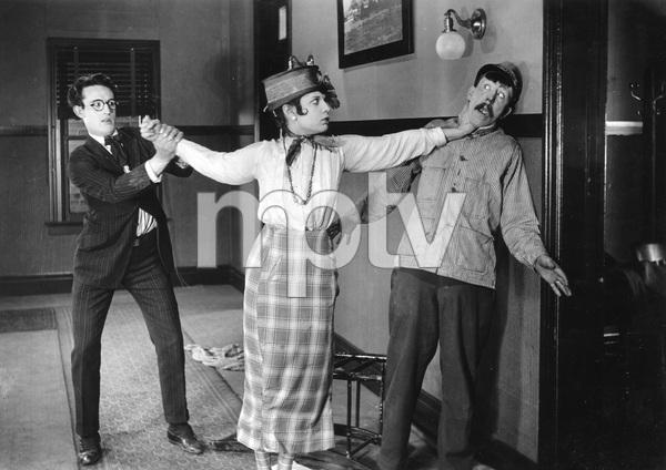 """BE MY WIFE""  Harold Loyd, Bebe Daniels, Pathe-Rolin, 1919, I.V. - Image 22217_0003"