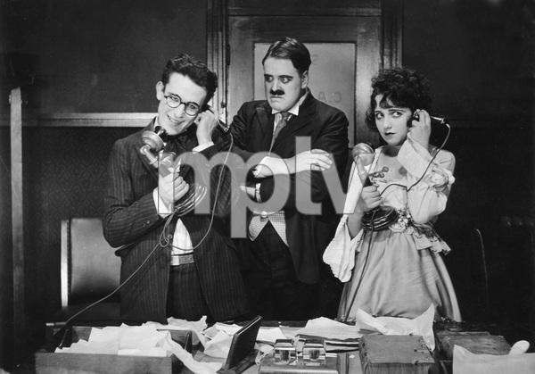 """BE MY WIFE""  Harold Loyd, Bebe Daniels, Pathe-Rolin, 1919, I.V. - Image 22217_0004"