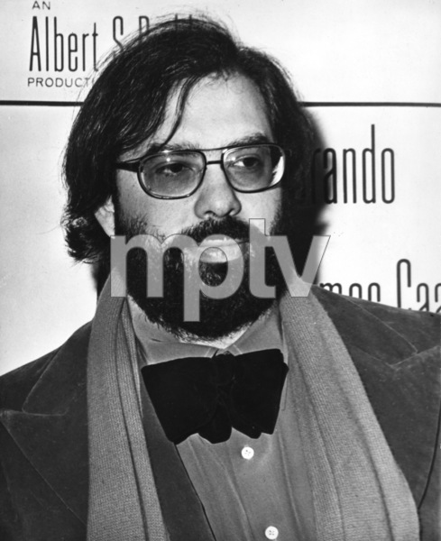 """Francis Ford CoppolaAt """"The Godfather"""" Premiere1973** I.V. - Image 2229_0104"""