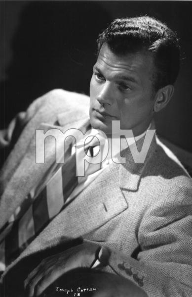 Joseph Cotten, circa 1940. © 1978 Ted AllanMPTV - Image 2234_30