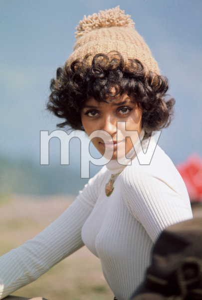"""The Eiger Sanction""Vonetta McGee1975 Universal Pictures** I.V. - Image 22351_0008"