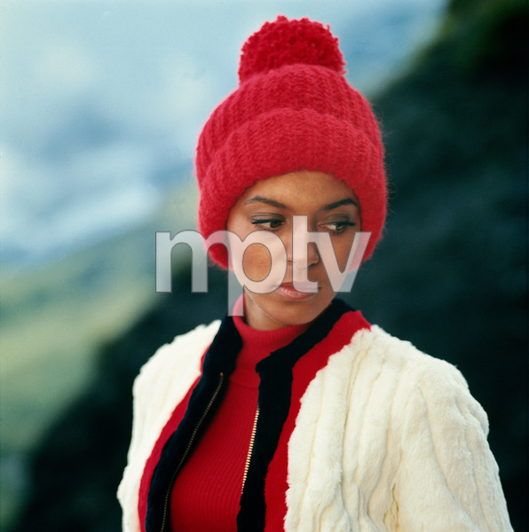 """The Eiger Sanction""Vonetta McGee1975 Universal Pictures** I.V. - Image 22351_0009"