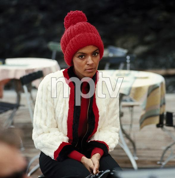 """The Eiger Sanction""Vonetta McGee1975 Universal Pictures** I.V. - Image 22351_0010"