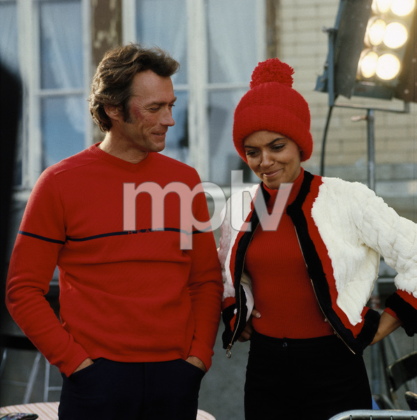 """""""The Eiger Sanction""""Clint Eastwood, Vonetta McGee1975 Universal Pictures** I.V. - Image 22351_0013"""