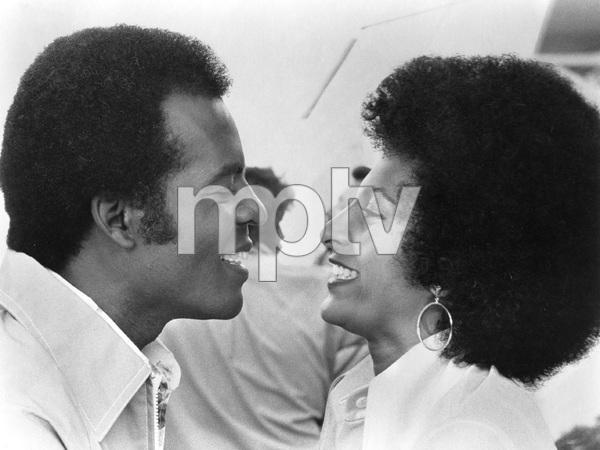 Terry Carter, Pam Grier, FOXY BROWN, AIP, 1974, I.V. - Image 22353_0001