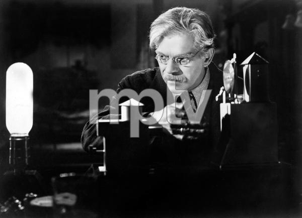 NIGHT KEY, UNIVERSAL 1937, BORIS KARLOFF, IV - Image 22356_0001