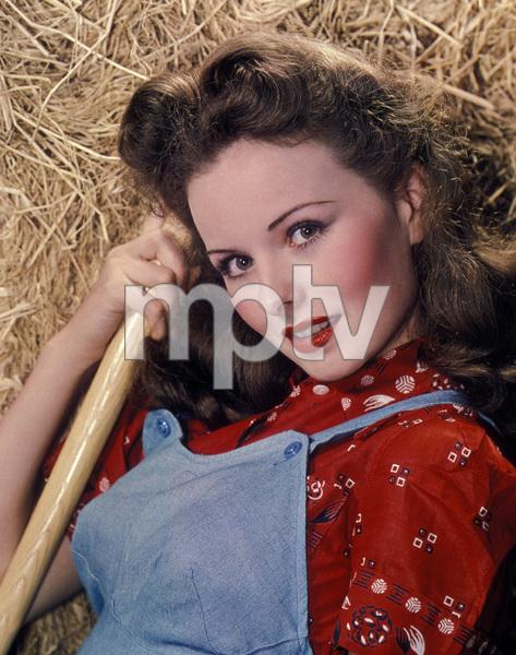 Jeanne CrainC. 1955 © 1978 Paul HesseMPTV - Image 2237_0032