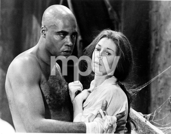 THE GREAT WHITE HOPE, TCF, 1970, James Earl Jones, Jane Alexander,  I.V. - Image 22414_0002