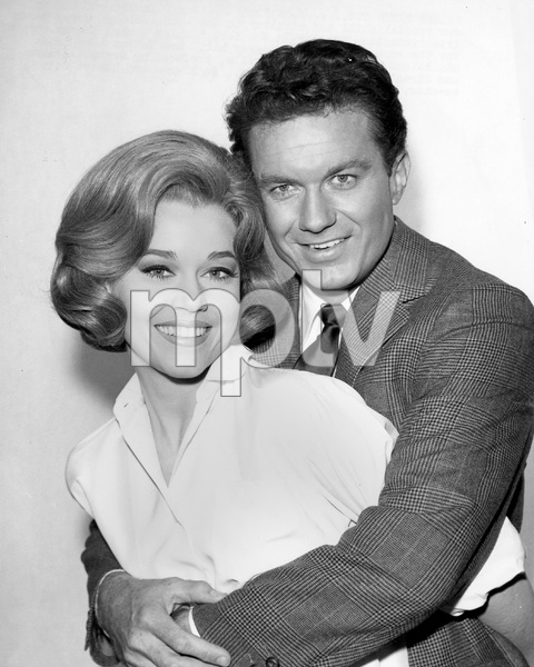 Jane Fonda, Cliff Robertson, SUNDAY IN NEW YORK, MGM 1963, IV  - Image 22416_0001