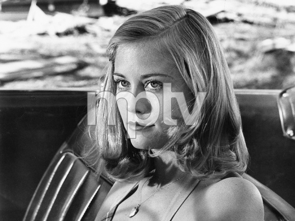 Cybill Shepherd, THE LAST PICTURE SHOW, Columbia, 1971, I.V. - Image 22424_0002