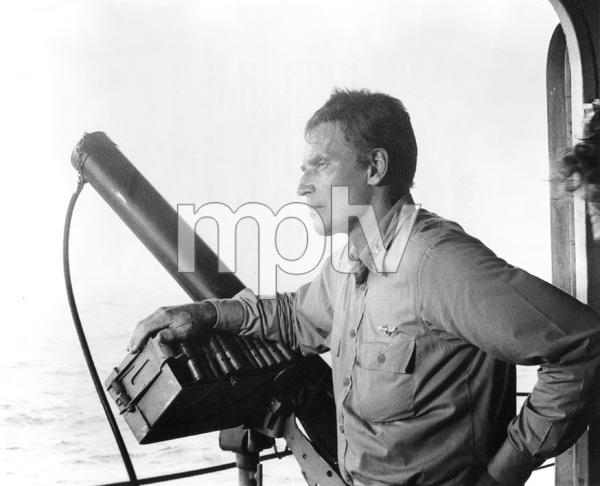 Charlton Heston, THE MIDWAY, Universal, 1976, I.V. - Image 22429_0001
