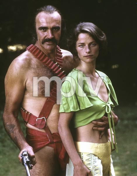 ZARDOZ, Charlotte Rampling, Sean Connery, TCF, 1974, I.V. - Image 22515_0001