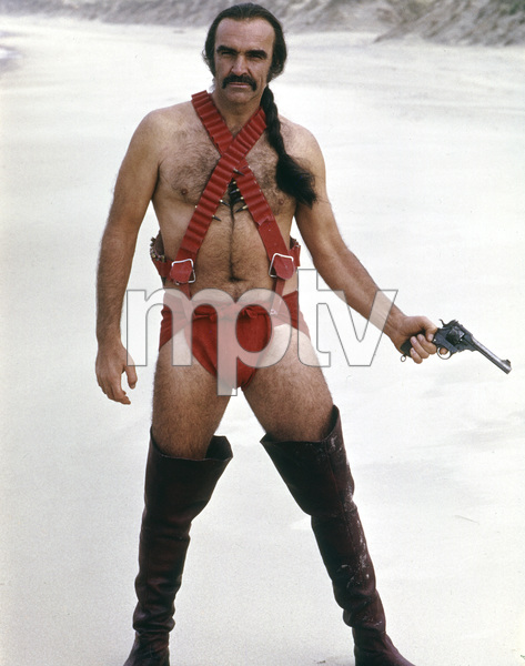 ZARDOZ, Sean Connery, TCF, 1974, I.V. - Image 22515_0003