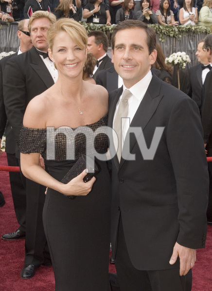 """The 78th Annual Academy Awards"" (Arrivals)Steve Carell and his wife Nancy03-05-2006 / Kodak Theatre / Hollywood, CA © 2006 AMPAS - Image 22701_0007"