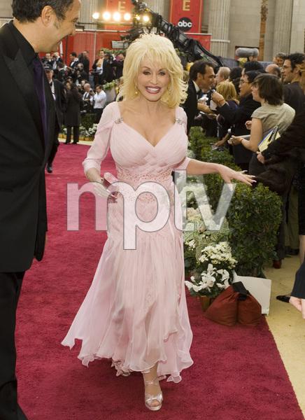 """The 78th Annual Academy Awards"" (Arrivals)Dolly Parton03-05-2006 / Kodak Theatre / Hollywood, CA © 2006 AMPAS - Image 22701_0008"