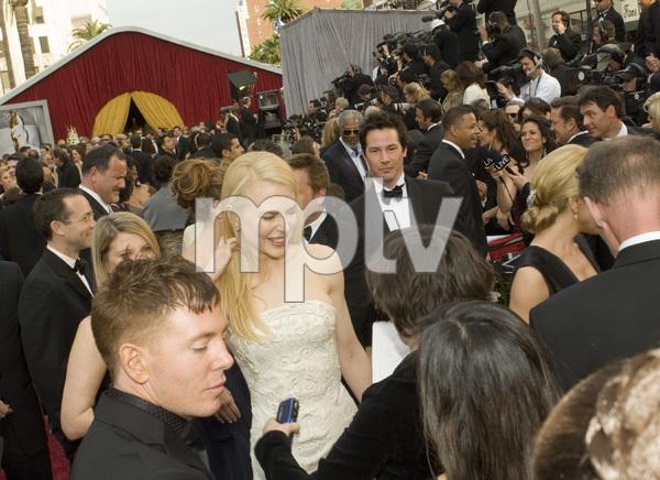 """The 78th Annual Academy Awards"" (Arrivals)Nicole Kidman, Keanu Reeves03-05-2006 / Kodak Theatre / Hollywood, CA © 2006 AMPAS - Image 22701_0014"