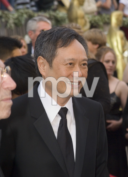 """The 78th Annual Academy Awards"" (Arrivals)Ang Lee03-05-2006 / Kodak Theatre / Hollywood, CA © 2006 AMPAS - Image 22701_0017"