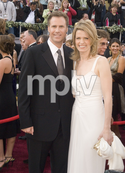 """The 78th Annual Academy Awards"" (Arrivals)Will Ferrell, Viveca Paulin03-05-2006 / Kodak Theatre / Hollywood, CA © 2006 AMPAS - Image 22701_0018"