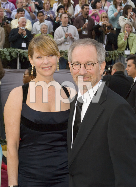 """The 78th Annual Academy Awards"" (Arrivals)Kate Capshaw, Steven Spielberg03-05-2006 / Kodak Theatre / Hollywood, CA © 2006 AMPAS - Image 22701_0023"