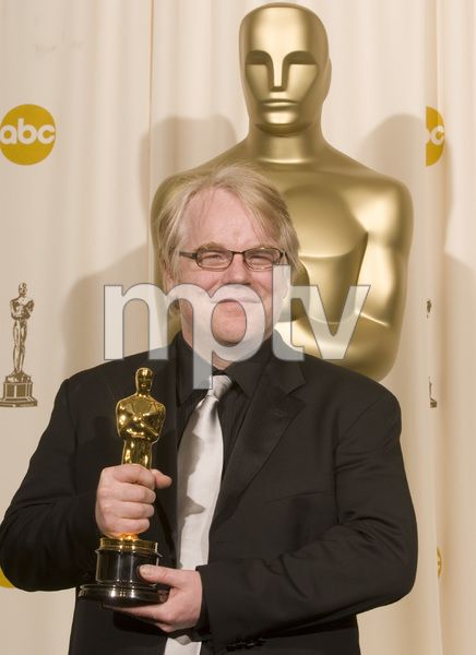 """The 78th Annual Academy Awards"" (Press Room)Philip Seymour Hoffman03-05-2006 / Kodak Theatre / Hollywood, CA © 2006 AMPAS - Image 22701_0040"