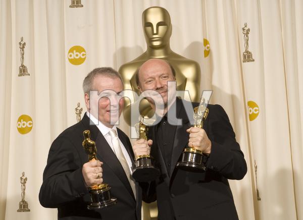 """The 78th Annual Academy Awards"" (Press Room)Robert Moresco, Paul Haggis03-05-2006 / Kodak Theatre / Hollywood, CA © 2006 AMPAS - Image 22701_0044"