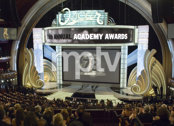 """The 78th Annual Academy Awards"" (Telecast)03-05-2006 / Kodak Theatre / Hollywood, CA © 2006 AMPAS - Image 22701_0047"