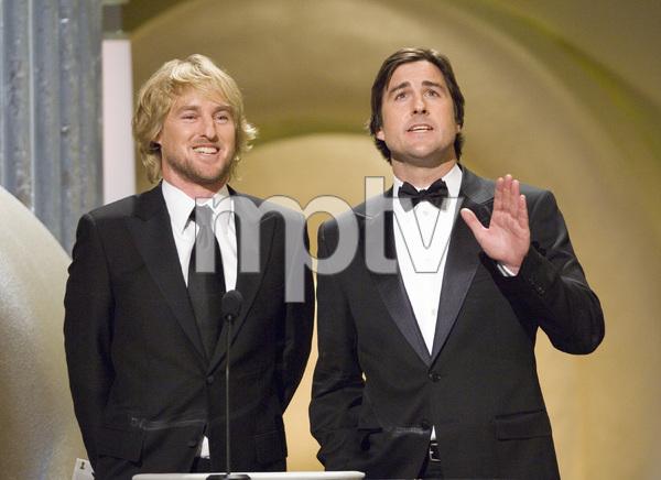 """The 78th Annual Academy Awards"" (Telecast) Owen Wilson, Luke Wilson03-05-2006 / Kodak Theatre / Hollywood, CA © 2006 AMPAS - Image 22701_0084"