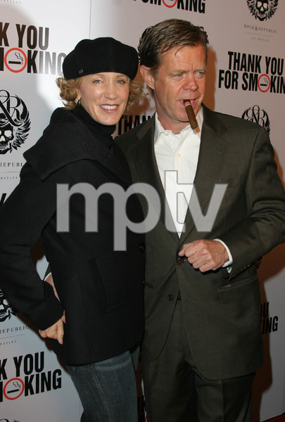 """""""Thank You for Smoking"""" (Premiere)Felicity Huffman, William H. Macy03-16-2006 / Director"""