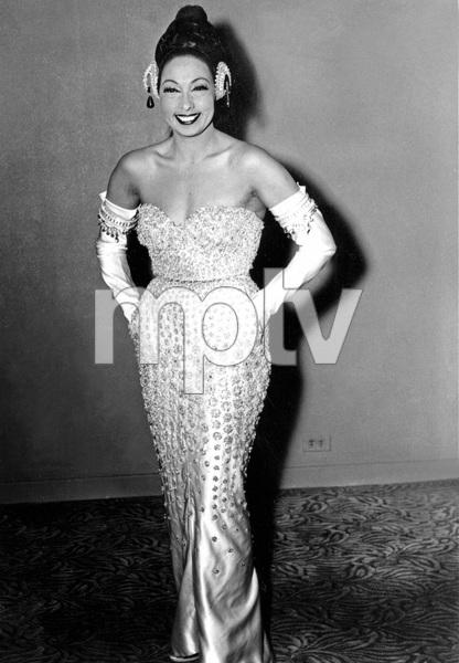Josephine Baker, 1950