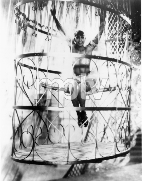 Josephine Baker performing, early 1930