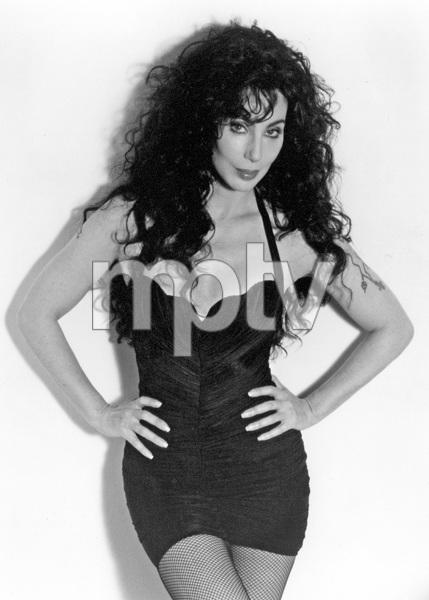 Cher, mid 1980