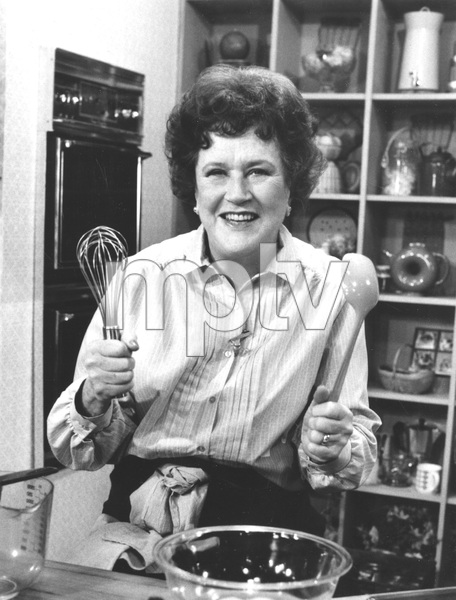 Julia Child, 1990, I.V. - Image 22727_0076
