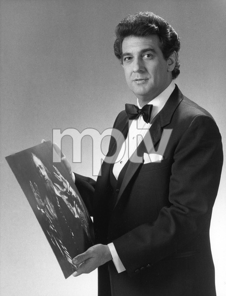 Famous tenor Placido Domingo, 1981, I.V. - Image 22727_0118