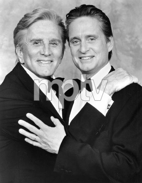 Kirk and Michael Douglas1991** I.V. - Image 22727_0122