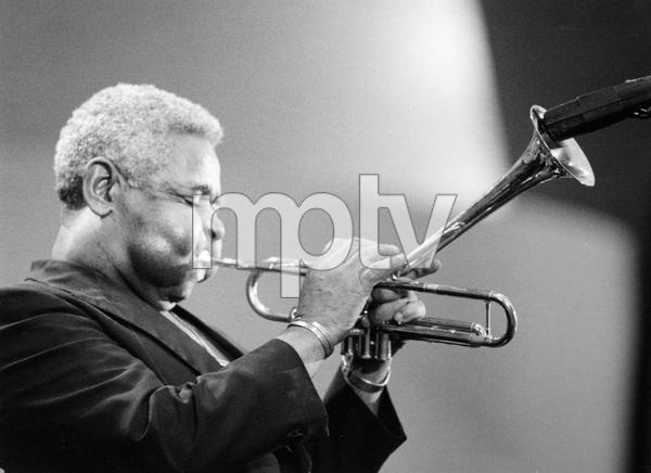 Jazz legend Dizzy Gillespie plays the Hollywood Bowl, 1988, I.V. - Image 22727_0160