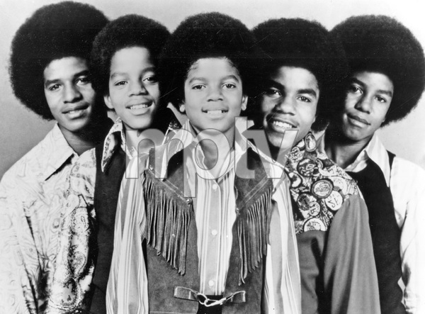 THE JACKSON FIVE, early 1970