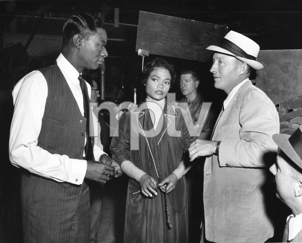 Nat King Cole, Eartha Kitt and Bing Crosby, I.V. - Image 22727_0212