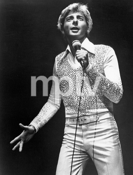 Barry Manilow, mid 1970