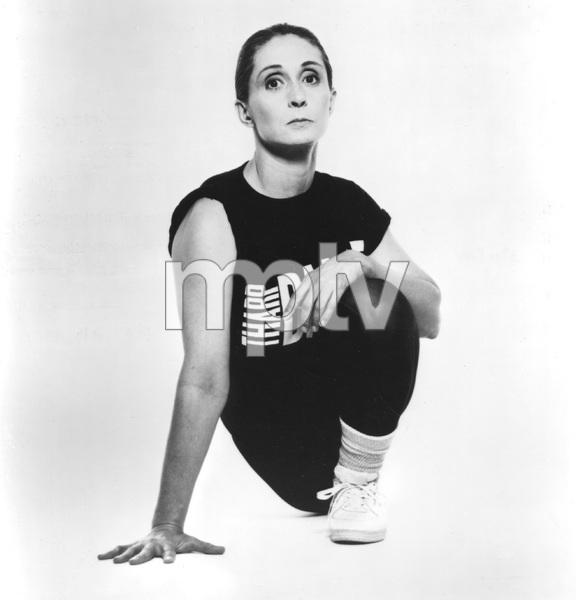 Twyla Tharp (famous choreographer) early 1980
