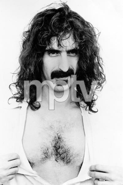 Frank Zappa, mid 1970