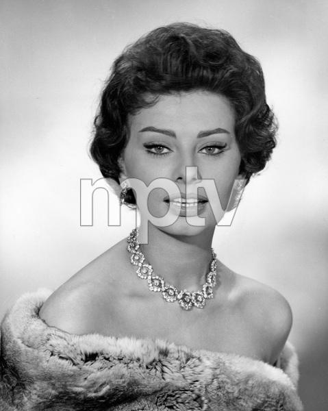 """""""THE KEY"""" Sophia Loren, 1958, Columbia, I.V. - Image 22727_0681"""