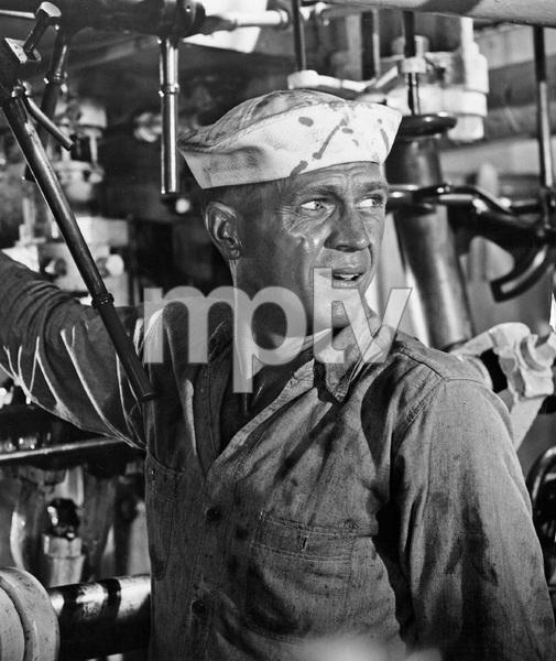"""""""The Sand Pebbles""""Steve McQueen1966 20th Century Fox** I.V. - Image 22727_0697"""