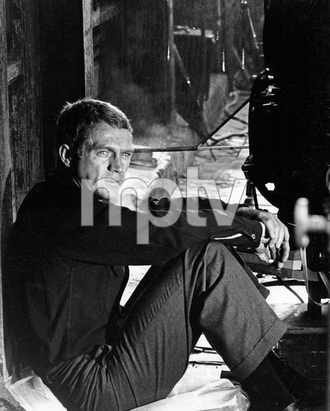 """THE CINCINNATI KID"" Steve McQueen, 1965, MGM, I.V. - Image 22727_0700"