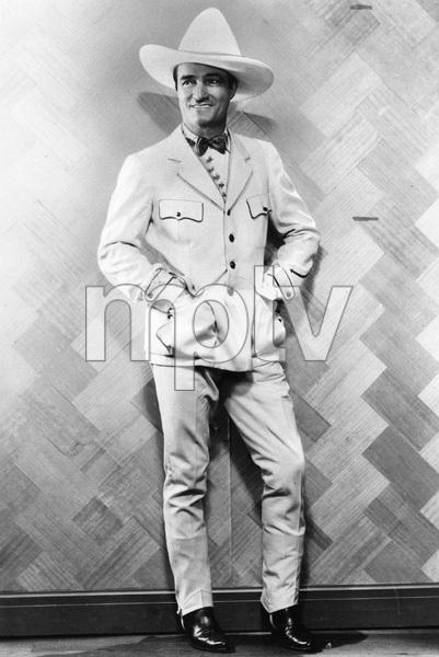 Cowboy star Tom Mix, 1949, I.V. - Image 22727_0706