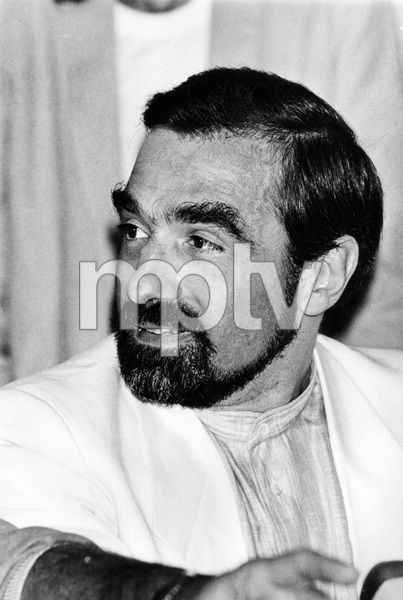 Film director Martin Scorsese, mid 1970